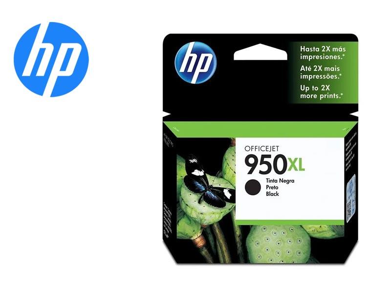 Cartucho de Tinta HP 950XL CN045AL Negro  8610 (2300 pgs)