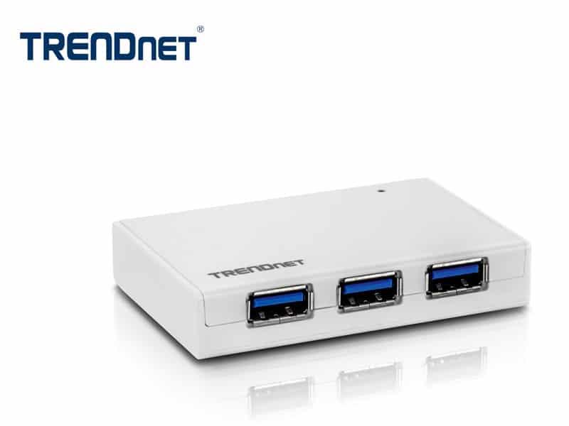Hub TRENDnet TU3-H4 4-Port USB 3.0
