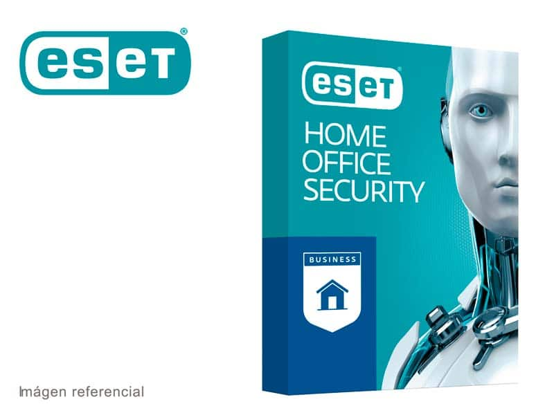 Antivirus Eset Home Office Security (1 Server + 5 PC)