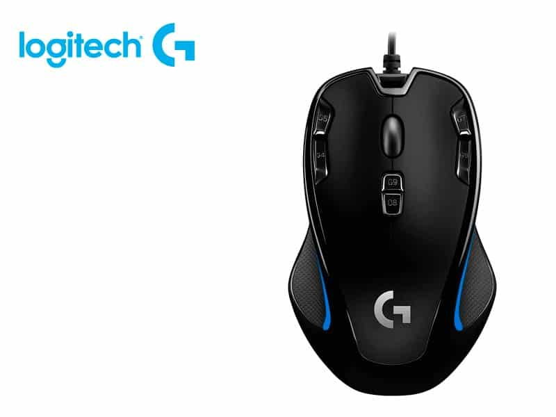 Mouse Gaming Logitech G G300S
