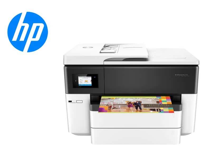Impresora Multifuncional HP OfficeJet Pro 7740 Formato Ancho A3 Wi-Fi