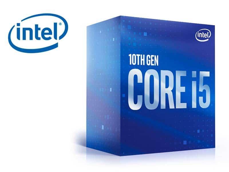 Procesador Intel Core i5-10400 2.9GHz a12MB Cache LGA1200