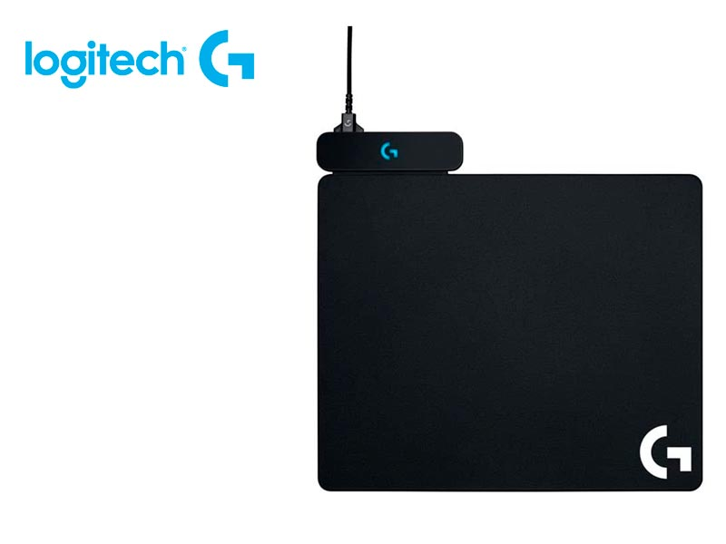Mouse Pad Gaming Logitech G PowerPlay Wireless Charging System