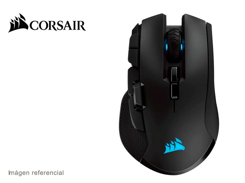 Mouse Gaming Corsair Ironclaw RGB Wireless