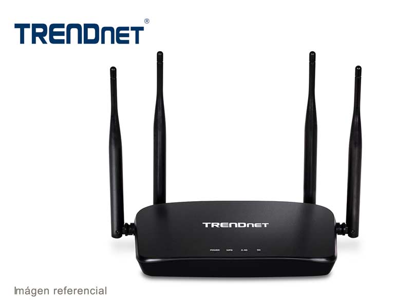 Router TRENDnet TEW-831DR AC1200 Dual Band WiFi