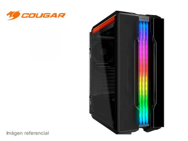 Case Cougar GEMINI T PRO Mid-Tower Glass Wings RGB