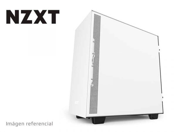 Case NZXT H510i Mid-Tower (CA-H510I-W1) Matte White