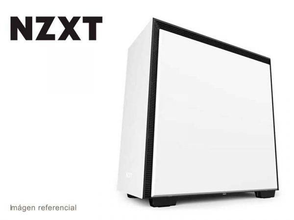Case NZXT H710i Mid-Tower (CA-H710I-W1) Matte White