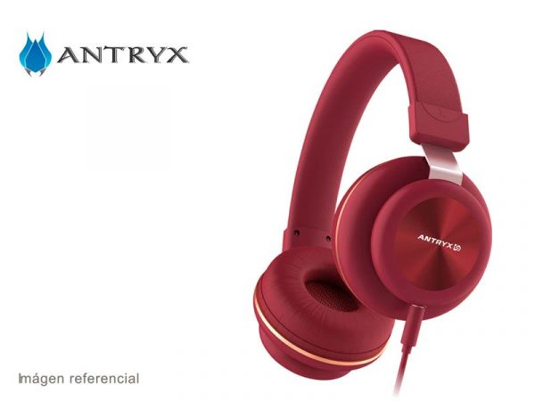 Audifono Microfono DS H650 2.1 (ADS-H650R) Red
