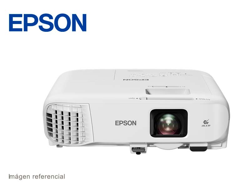 Proyector Epson PowerLite 2042  4400 Lumenes (V11H874020)  XGA 3LCD