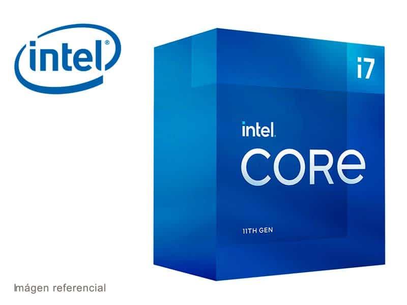 Procesador Intel Core i7-11700F 2.5GHz 16MB LGA1200 No Graphic
