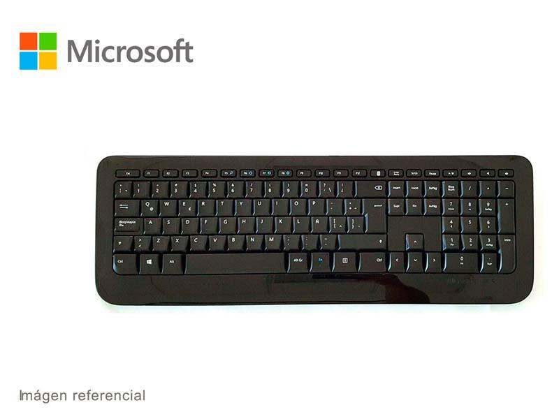 Teclado Microsoft Wireless Desktop 850