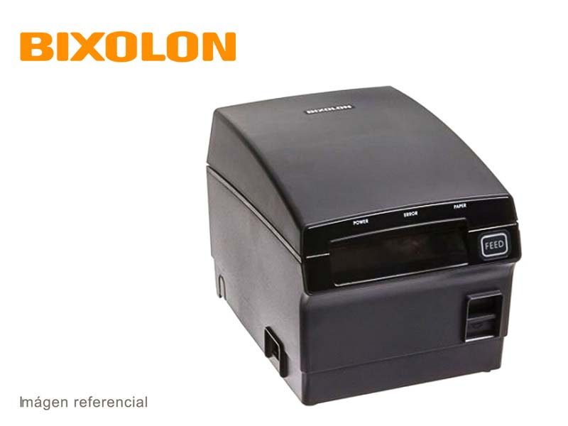 Impresora BIXOLON TERMICA SRP-F312II USB/RED
