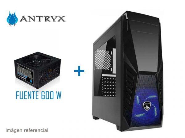 Case Antryx RX Energy S + Fuente B600W (AC-RX360K2-B600CP)