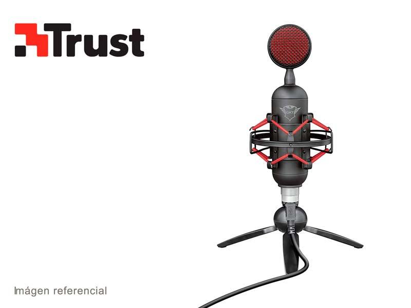 Microfono TRUST GXT244 BUZZ para Streaming  USB
