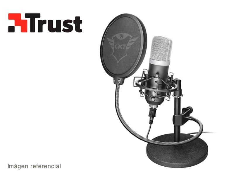 Microfono TRUST GXT252  EMITA para Streaming  USB