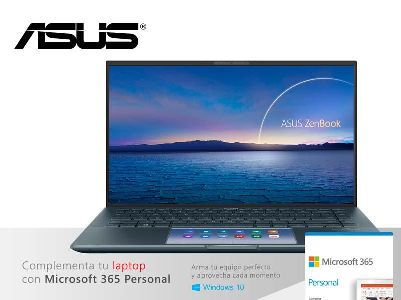 Laptop ASUS ZenBook UX435EG-A5060T Intel Core i7-1165G7 16GB/SSD512GB/V2GB/14″ W10 Grey