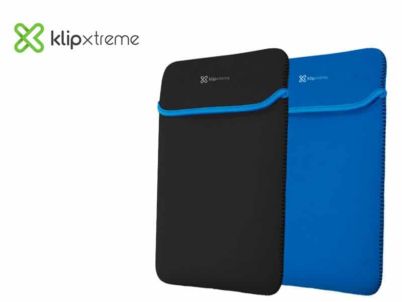 "Funda Klip Xtreme Kolours para Laptop 14.1"" (KNS-214BL) Blue"