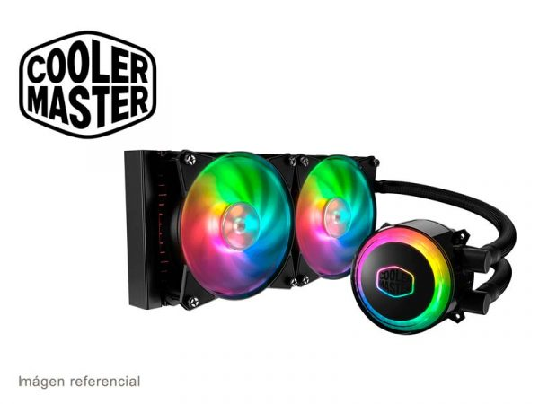 Cooler CPU Cooler Master MasterLiquid ML240R RGB Refrigeracion Liquida