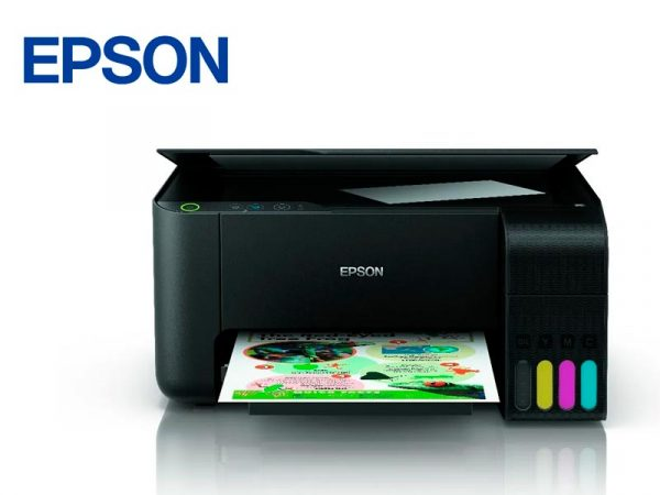 Impresora Multifuncional Epson EcoTank L3110 Sistema Continuo