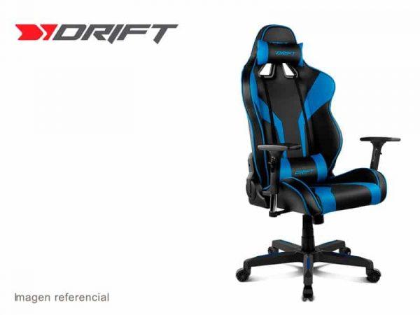 Silla Gaming Drift DR111 Black/Blue