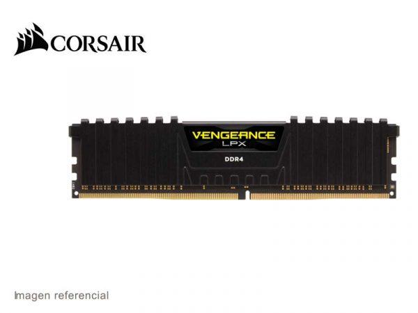 Memoria DDR-4 8GB 3200mhz (1X8) Vengeance LPX CORSAIR