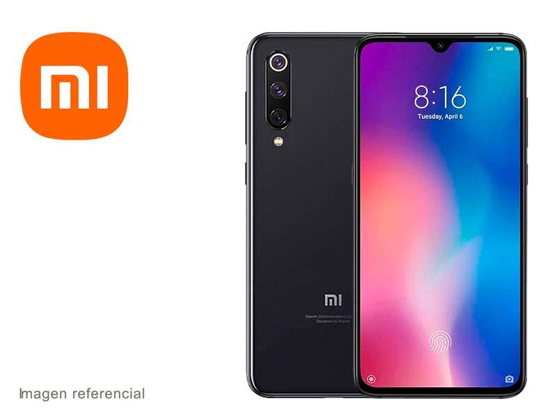 Celular Smartphone XIAOMi MI 9 6.39″ Dual SIM 6GB ram/ 64GB Piano Black