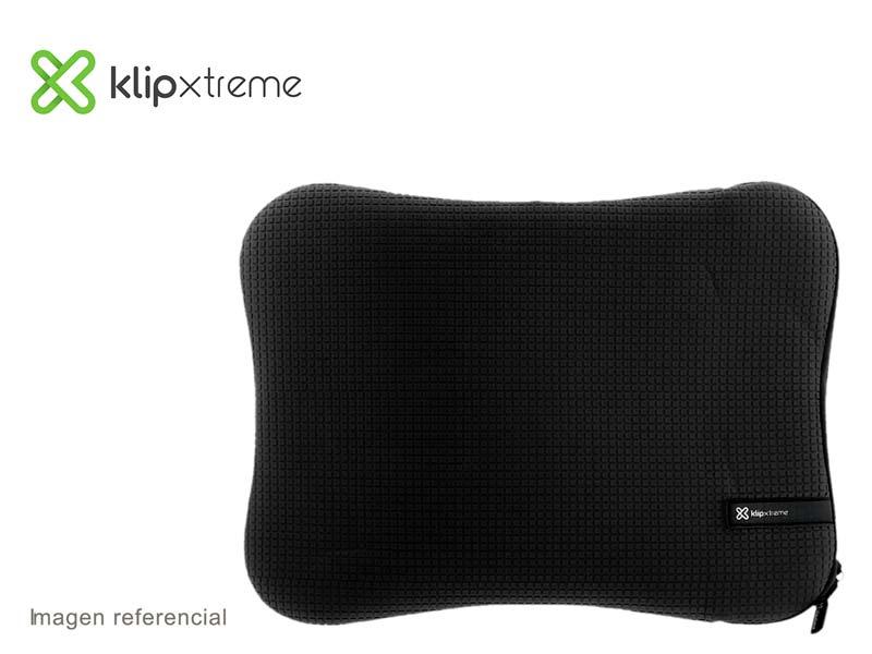 "Funda Klip Xtreme Sleeve para Laptop 14.1"" Black (KNS-310B)"