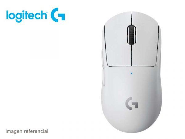 Mouse Gaming Logitech G PRO X Superlight Wireless Lightspeed Hero White