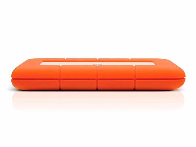 Disco Duro de 2TB Externo Lacie Rugged Mini