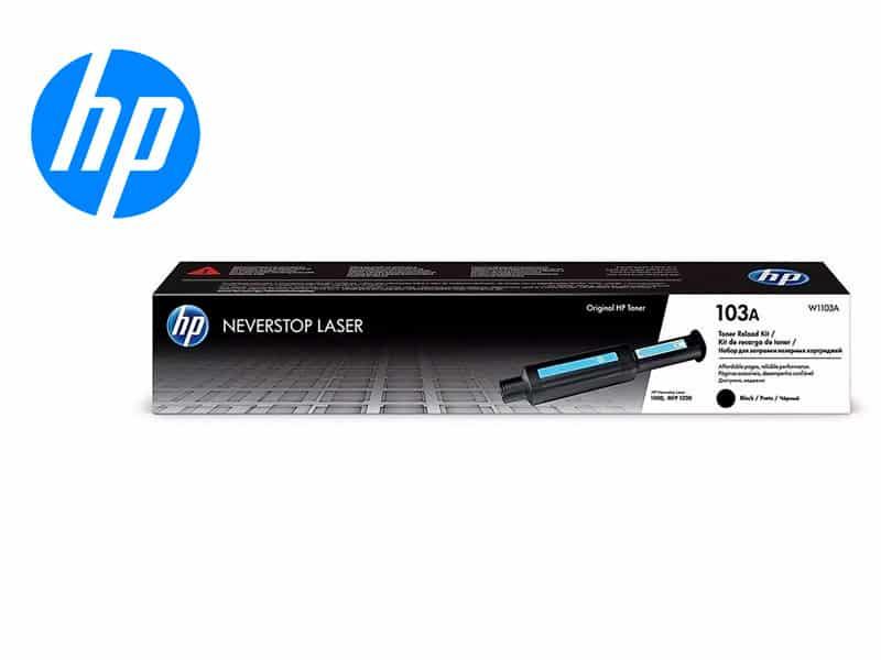 Toner HP 103A W1103A Negro