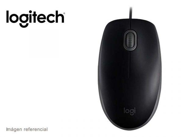 Mouse Logitech M110 Silent Black