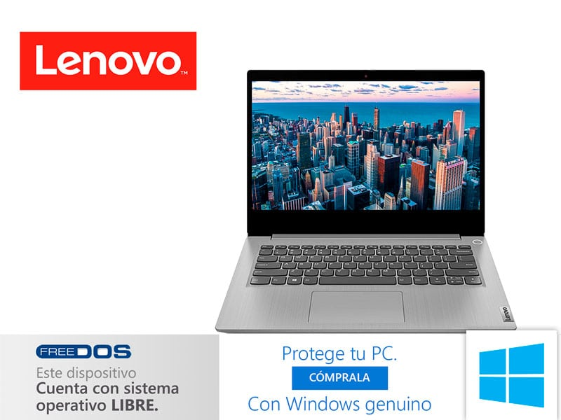 Laptop Lenovo Ideapad 3 14IIL05 Core i3-1005G1