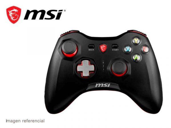 Mando Gamepad MSI FORCE GC30 Inalambrico USB Black