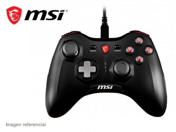 Mando Gamepad MSI FORCE GC20 USB Black