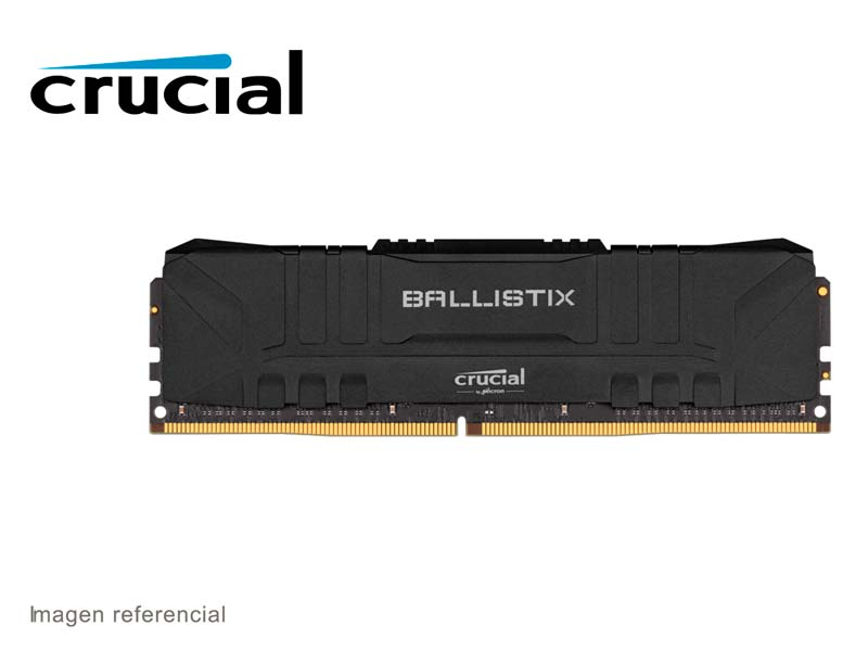 Memoria DDR4 Crucial 3200mhz 8GB Ballistix PC4-25600