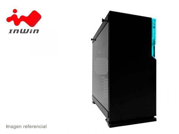 Case In Win 101C Mid Tower RGB Vidrio Templado Black