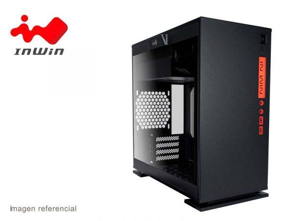 Case In Win 301 Mini Tower Vidrio Templado Black