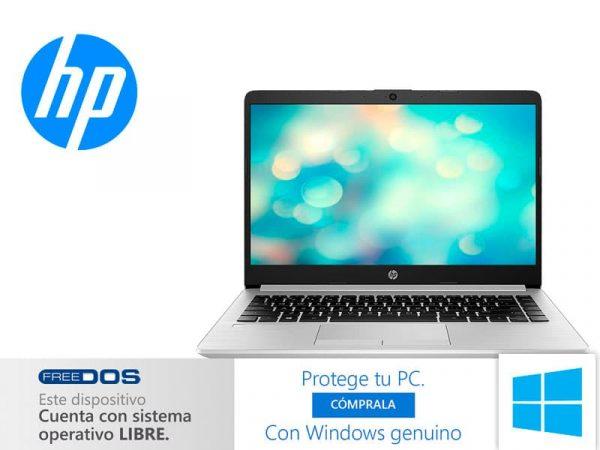 "Laptop HP 348 G7 Intel Core i5-1035G1 8GB/1TB/VD2GB/14"" FreeDos"